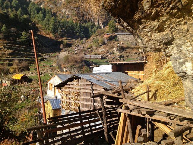 Day 4: Dharapani – Chame (2710 m)