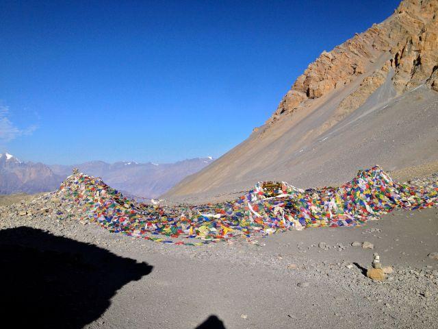 Day. 11: High Camp -Thorung La (5416 M) – Muktinath (3760 m)