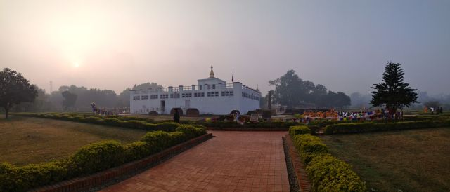 Lumbini - The Birth Place of Lord Buddha, Jan 26-27