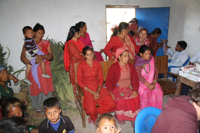 Health Project Near Piple
