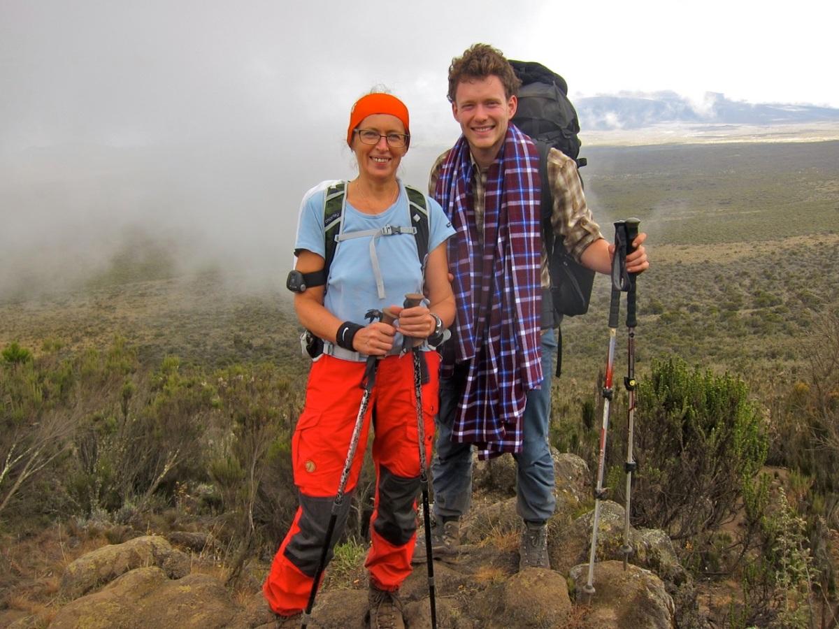 Day 2: Mti Mkubwa - Shira 1 (3600 m)