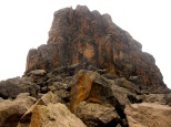 Lava tower kilimanjaro