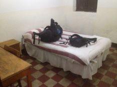 Taitu Hotel Room Ehtiopia september 2014