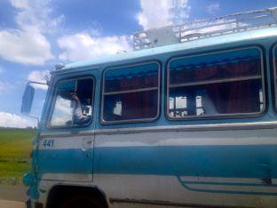 On the way to Mekele