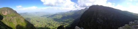 Beautiful views on the way to Mekele 3