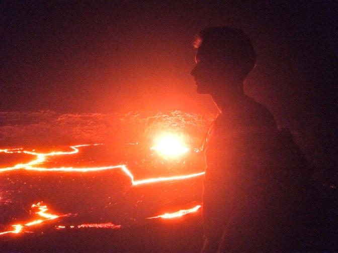 Ert Ale David Kovacs davidkvcs Volcano Ert Ale Lava Lake