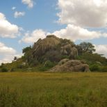 Maya ya Simba - the place used for inspiration for the place Simba and family lives in the Lion King
