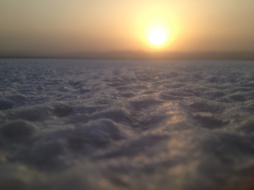 salt lake danakil depression