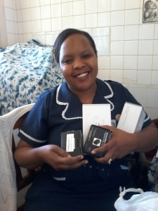 Paediatric Blood Pressure Cuffs and Pulse Oximeters, KCMC, Moshii, Tanzania