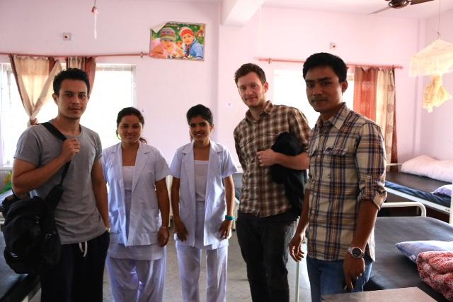 Traveling to Rukum: Nepal Youth Foundation