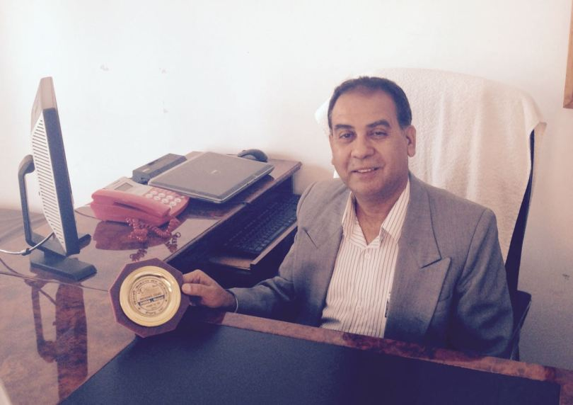 AHCN, Nirmal Rimal, AMDA-Nepal