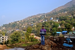 Musikot, the administrative centre of Rukum, Dr. Saujan Shrestha