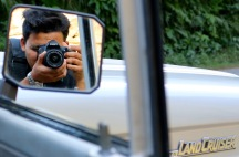 Our photographer, Mr. Rajkumar