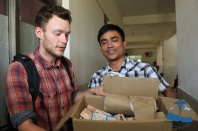 Donation of medicines from the CMC