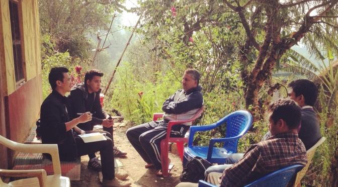 AHCN #8 – Meeting with the Local Development Officer of Rukum