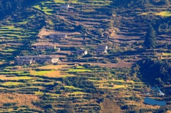 Village across the valley #2