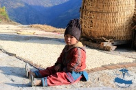 Local kids in Rukum, Bhattechaur #1