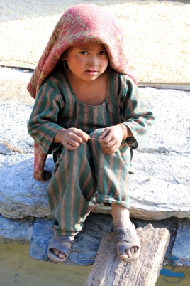 Local kids in Rukum, Bhattechaur #2
