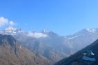 Rukum Mountain range (Dhaulagiri)