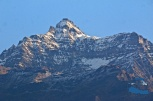 The Incredible Sisne Peak Rukum Mountain range (Dhaulagiri)