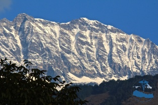 The Incredible Sisne Rukum Mountain range (Dhaulagiri) #5