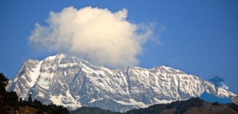 The Incredible Sisne Peak Rukum Mountain range (Dhaulagiri) #6
