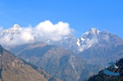 The Incredible Sisne Peak Rukum Mountain range (Dhaulagiri) #7