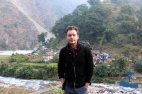At the Foot of Bheri River