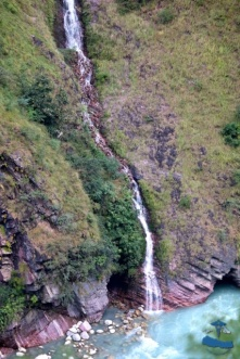 Bheri River Waterfalls
