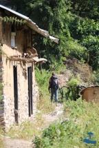 Walking through Rukum villages