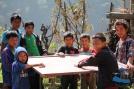 Kids of Rukum playing games