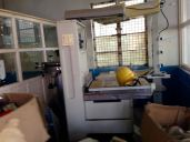 Broken equipment at Mount Meru Hospital #9