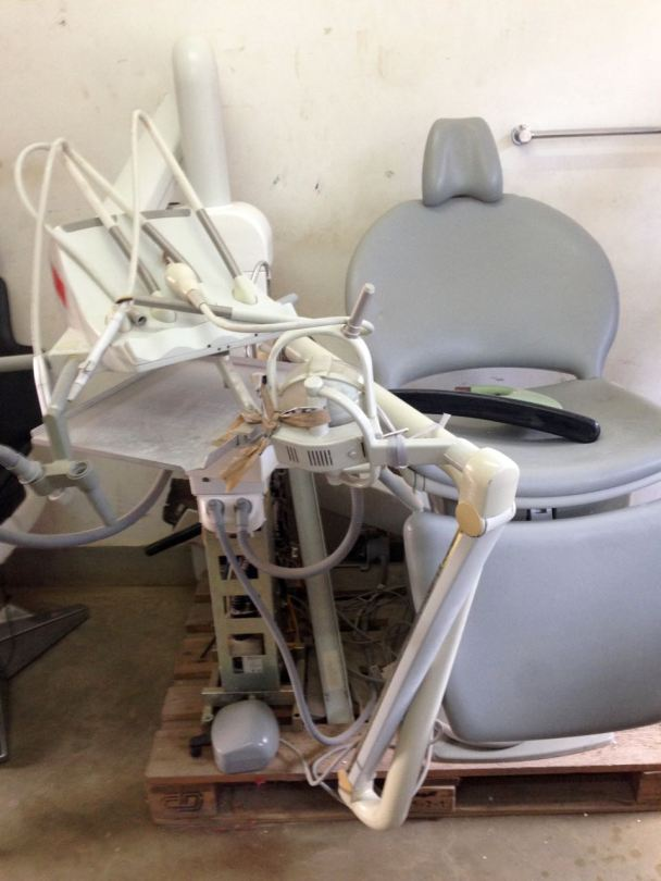 Broken equipment at Mount Meru Hospital #16