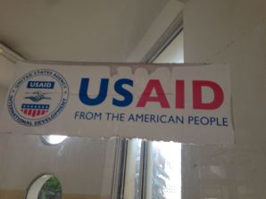USAID at Mount Meru