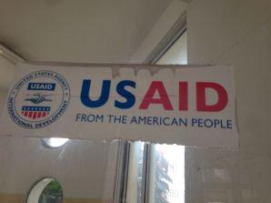 USAID at Mount Meru